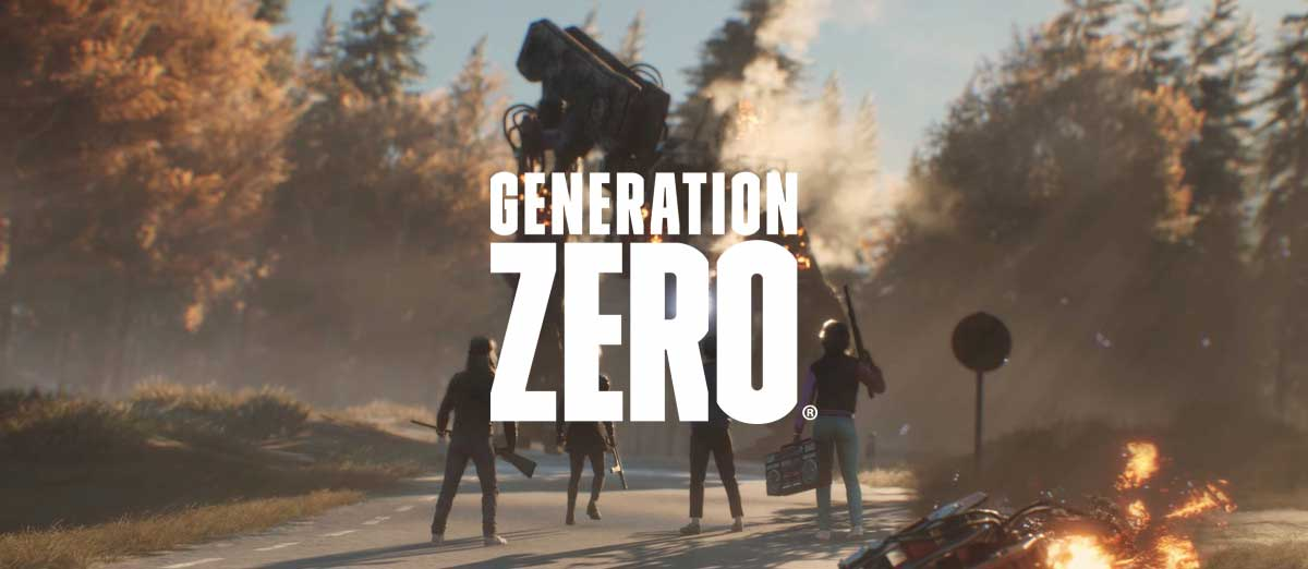 Generation Zero review: Explore, Fight, Loot, Repeat
