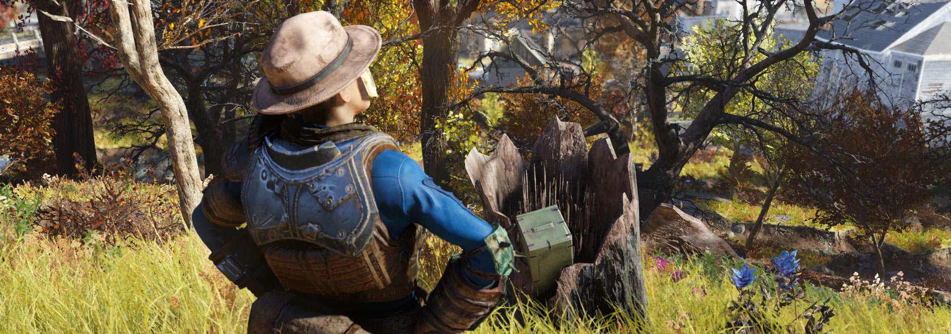 Weight management in Fallout 76 / How to manage you Inventory and
