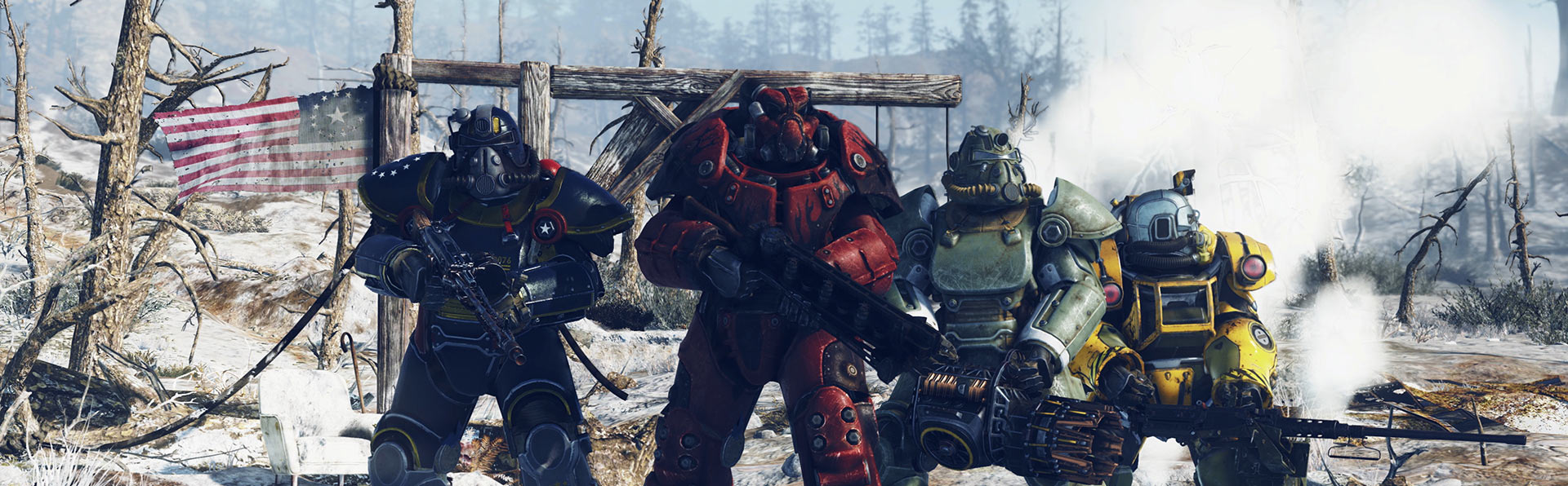 A guide to Power Armor in Fallout 76: which is the best?